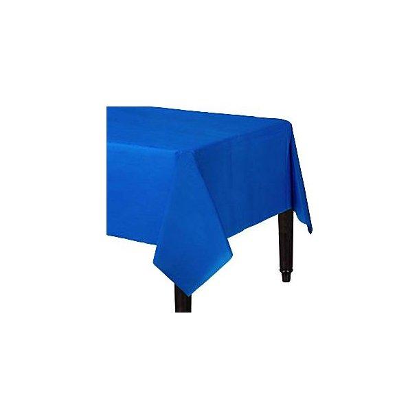 Blå Plast Dug